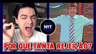 Por que Youtubers não gostam do Felipe Neto? Cocielo entrou na lista?
