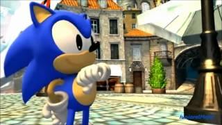 getlinkyoutube.com-Sonic Generations - Todas las escenas en Español (Spanish)