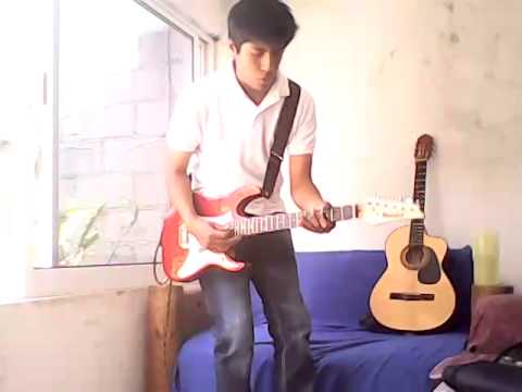 Avenged sevenfold - Critical Acclaim- cover guitar