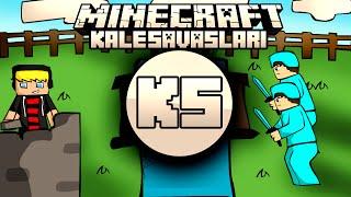 getlinkyoutube.com-Minecraft: NDNG Kale Savaşları - Enes Furki Selimcan Baturay 4vs4 - Bölüm 8
