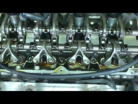 Замена уплотнительной прокладки верхней крышки двигателя