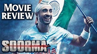 Soorma | Full Movie Review | Diljit Dosanjh | Tapsee Pannu | Angad Bedi | Vijay Raaz