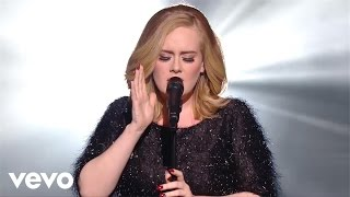getlinkyoutube.com-Adele - Hello (Live at the NRJ Awards)