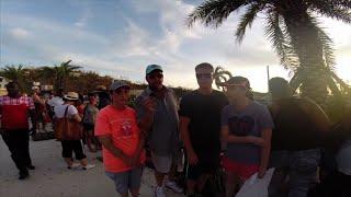 Virgin Islands Tourist Describes Irma's Power