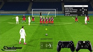 getlinkyoutube.com-PES 2016 Free Kick Tutorial | Xbox & Playstation | HD 1080p