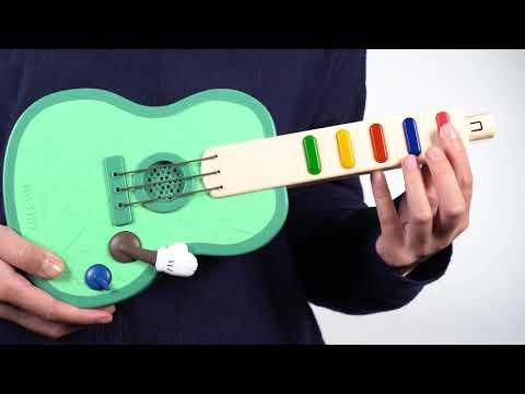 Disney Hooyay Musical Guitar