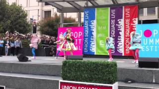 getlinkyoutube.com-Kyary Pamyu Pamyu @ Union Square