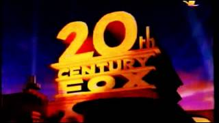20th Century Fox 1992 With 1994 Fanfare In Russia
