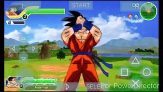 getlinkyoutube.com-Dragon ball z tag team mod fukatsu no f