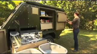 getlinkyoutube.com-Smallest and the cheapest caravan in the world
