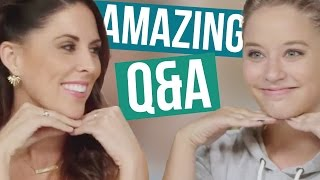 getlinkyoutube.com-#ASKBB Q&A with AMAZING Announcement (Beauty Break)