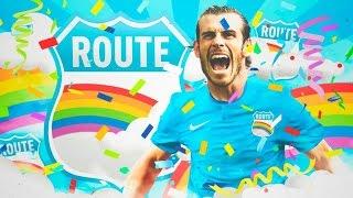 getlinkyoutube.com-MI EQUIPO PARA EL ROUTE ARCOIRIS!!! ! FIFA 17