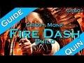 Diablo 3: GR60+ Fire Dash Monk 2.2 | Season 3