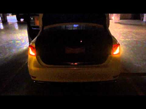 Lexus gs светодиодные лампы