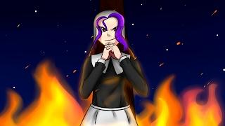 getlinkyoutube.com-THE SWEET SMELL OF BURNING FLESH | Town Of Salem