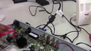getlinkyoutube.com-Como reparar canal de entrada   video de cualquier DVR