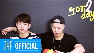 getlinkyoutube.com-[GOT2DAY] #11 Jackson + Junior
