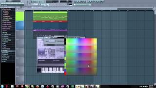 getlinkyoutube.com-FL Studio 11 || كيف توزع لحن موسيقيا في 11 دقيقة :)
