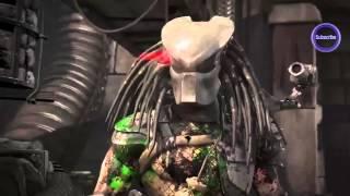 getlinkyoutube.com-Mortal Kombat X Predator Fatality