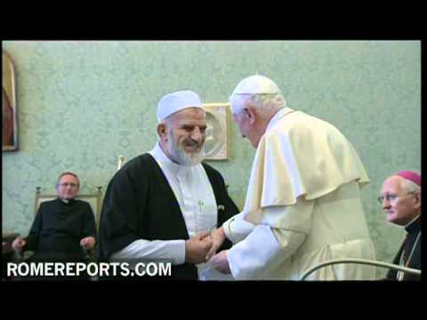 Benedict XVI meets with the Israeli Religious Council