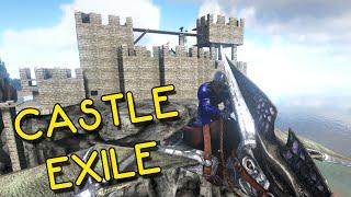 ARK: Survival Evolved - Castle Exile (Sky Castle)