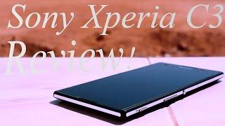 getlinkyoutube.com-Sony Xperia C3 Review ! - استعراض كل المميزات و العيوب هل هو الافضل بين منافسينه