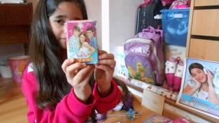 getlinkyoutube.com-Delfina: Mis cosas de Violetta Nº1