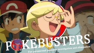 getlinkyoutube.com-☆Clemont /Citron is a Gh0stbust€r // Pokemon XY☆