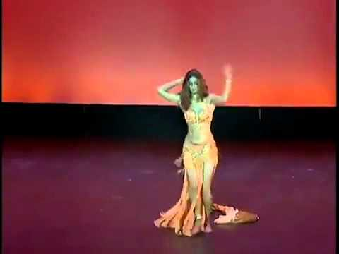Sadie's Belly Dance on Turkish Music