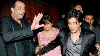 getlinkyoutube.com-Shah Rukh Khan, Ranbir Kapoor, Sanjay Dutt DRUNK VISUALS, High On Drinks