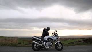 Suzuki Bandit Shell commercial- you can always rely on natural gas