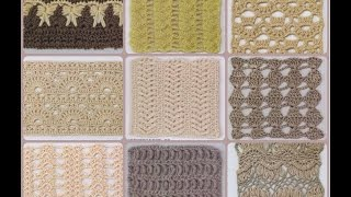 getlinkyoutube.com-Crochet Stitches| Free |Crochet Patterns| 523