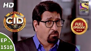 CID - Ep 1510 - Full Episode - 8th April, 2018