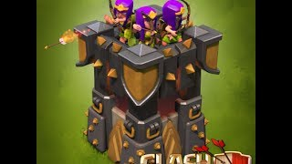 getlinkyoutube.com-Clash of Clans - Buying Level 12 Archer Tower + Update!