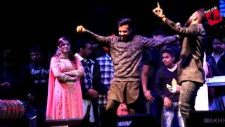 getlinkyoutube.com-Amrit Maan   Happy Raikoti   Live Ballo Majra   2016