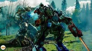 getlinkyoutube.com-Transformers 2 Revenge Of The Fallen Forest Battle with Deleted Scenes 1080p [HD]