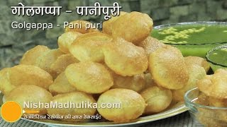 getlinkyoutube.com-Golgappa Recipe - Pani Puri Recipe - Puchka gupchup Recipe