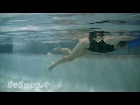 Swimming - Freestyle - Flutter-Kick Basics