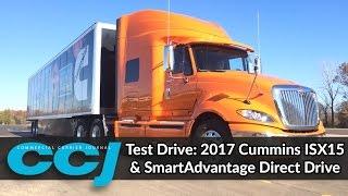 getlinkyoutube.com-CCJ Test Drive: Eaton-Cummins SmartAdvantage powertrain (Cummins ISX15 and Eaton UltrashiftPLUS)