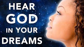 getlinkyoutube.com-How to Hear God Speak in Your Dreams | Mark Virkler & Charity Kayembe