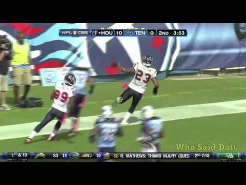 Arian Foster Highlights [Home Of The Texans]
