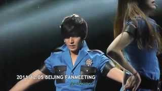 getlinkyoutube.com-20111205 Lee Min Ho Beijing Fanmeeting - DANCE