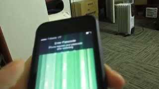 getlinkyoutube.com-iPhone 5 Screen Problem