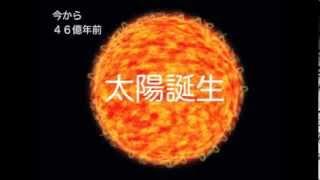 getlinkyoutube.com-【宇宙の誕生】太陽の誕生