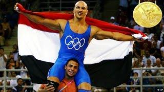 getlinkyoutube.com-Karam Ibrahim Gaber (EGY) vs Nozadze Ramaz (GEO) / Athens 2004 Summer Olympic Games Best Final