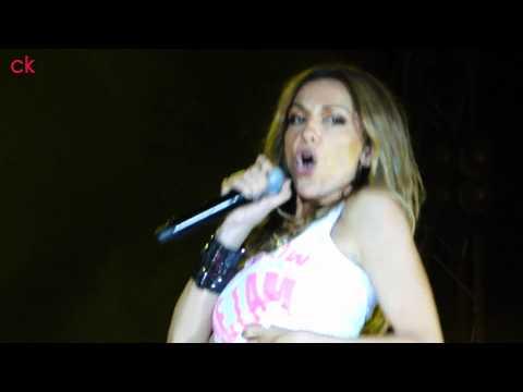 Despina Vandi Yparxei Zoh Live @ Kollegio Athinon