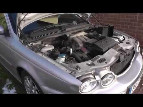 Jaguar V6 Engine Camshaft Position Sensor Locations P1340 P1341