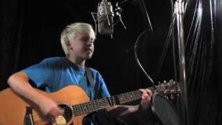 getlinkyoutube.com-One Direction - Best Song Ever acoustic cover by Carson Lueders