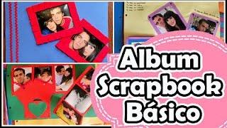 getlinkyoutube.com-Album de fotos - Scrapbook básico
