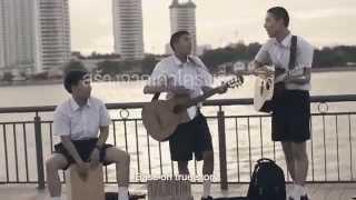 getlinkyoutube.com-โฆษณาไทยประกันชีวิต 2014 Street Concert